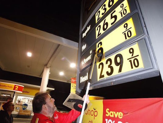 Gas Prices Rise as Car Prices Fall | The CarGurus Blog