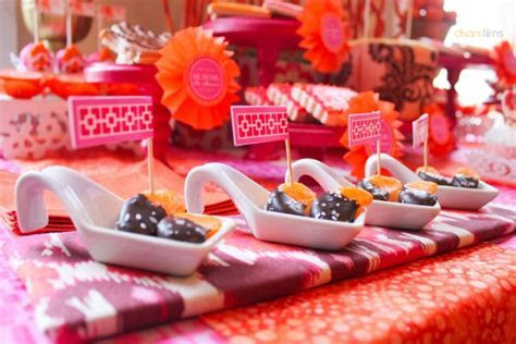 Anders Ruff Indian Themed Engagement Party