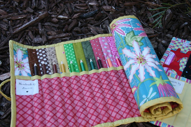 Pencil rolls for the market