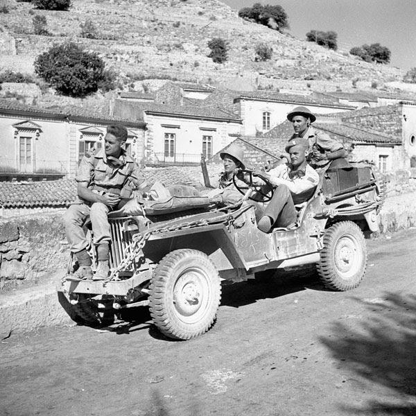 Dustbin Epitaph: Italian Campaign