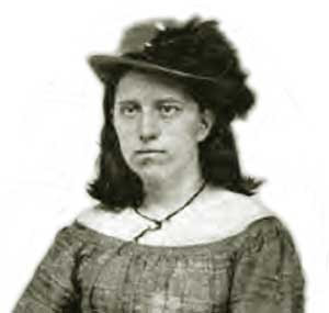 Nancy Hart, Confederate Guide and Spy