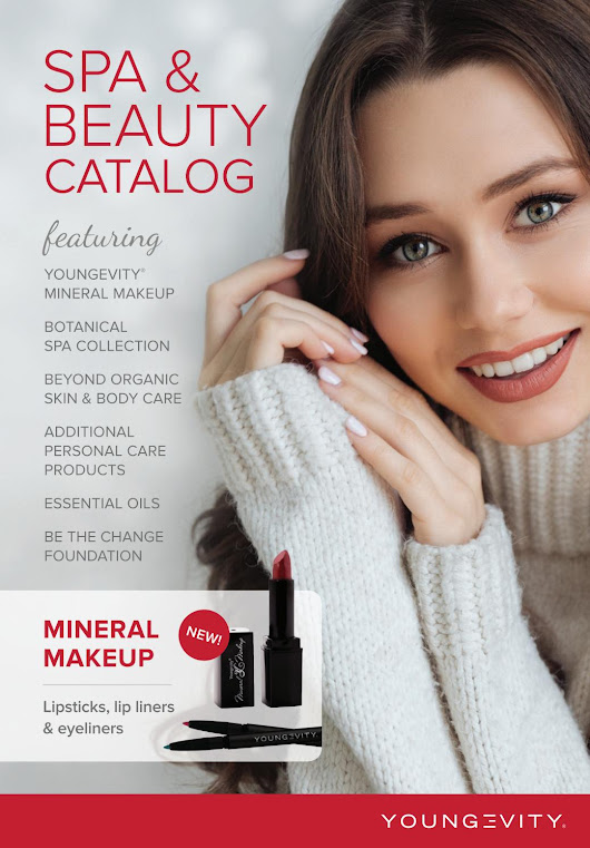 Ygy spa and beauty catalog 0117 4review