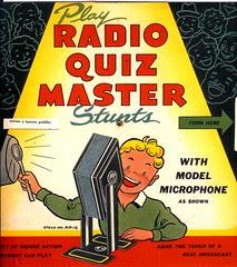 Radio Quiz Master