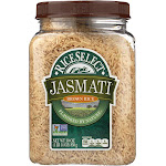 Riceselect: Jasmati Brown Rice, 30 Oz