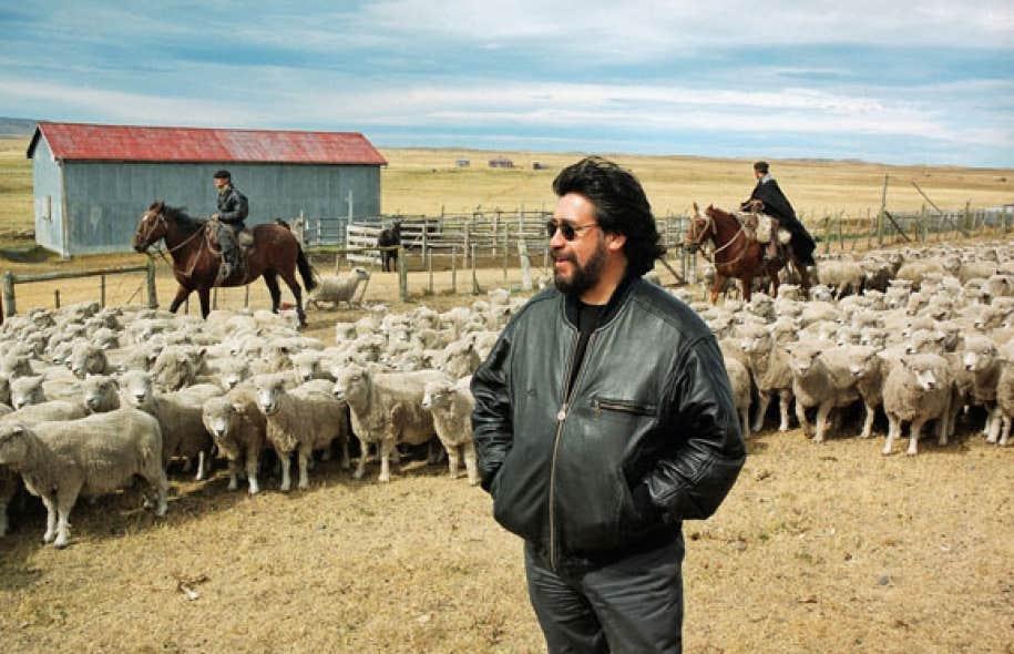S'il était Québécois, Luis Sepulveda serait l'homme du projet de pays.