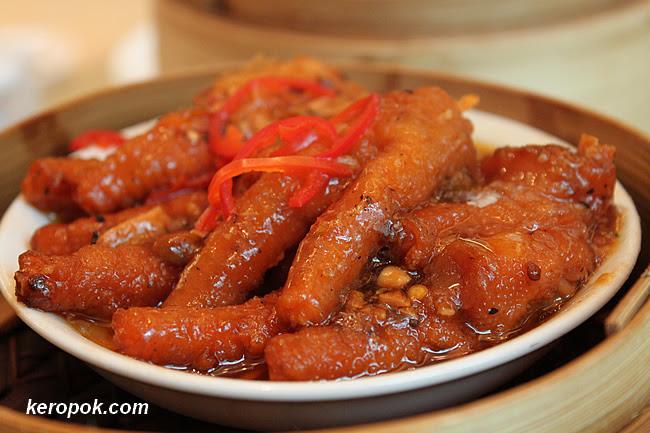 Bean Sauce Chicken Claw