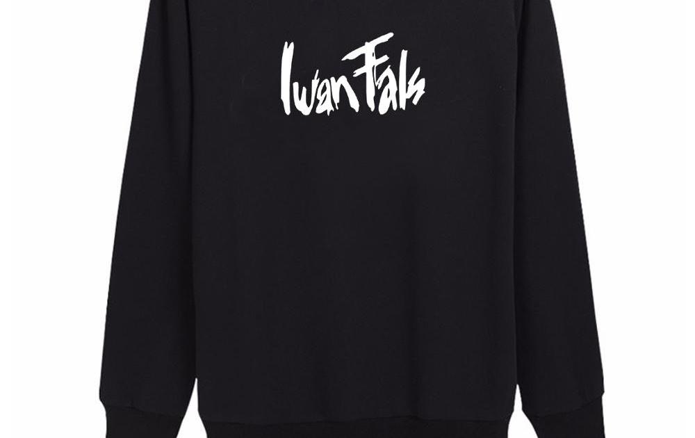 PENAWARAN Sweater Hitam Iwan Fals Murah 86cdb5fcdb