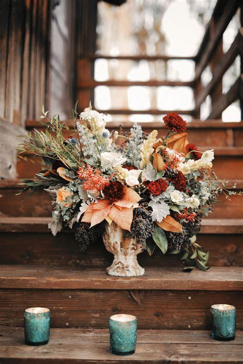Wedding Trends: 25 Stunning Dusty Orange Wedding Color