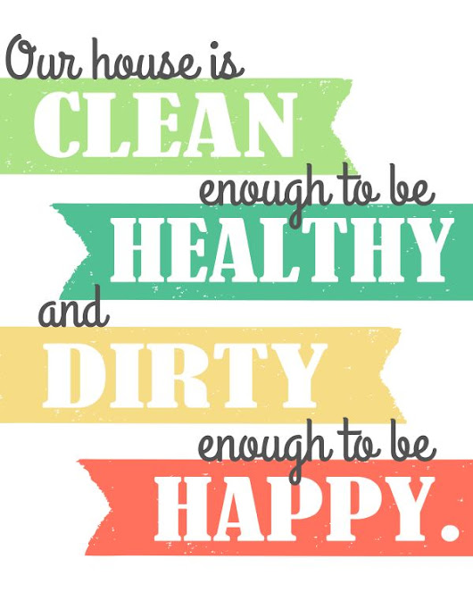 A Clean Home is the Secret to a Healthier Life