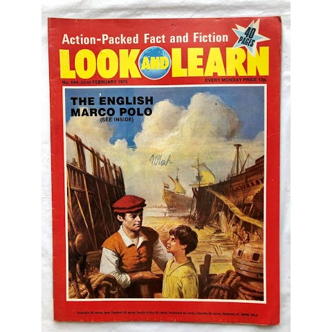 Look And Learn Comics For Sale