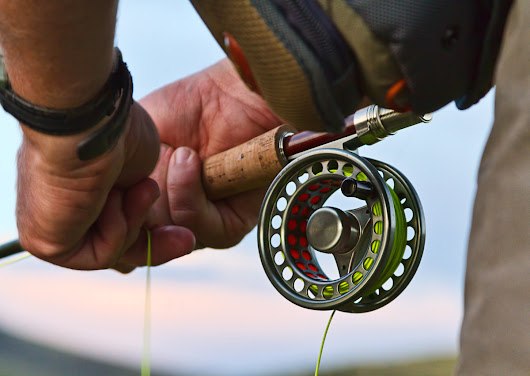 How to Hold a Fly Rod | The Fly Fishing Basics
