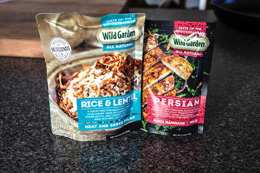Product Review: Wild Garden Marinade & Pilaf
