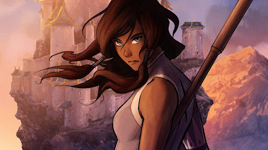 Exclusive The Legend of Korra: Book Three Premiere Date Announcement and Clip - IGN