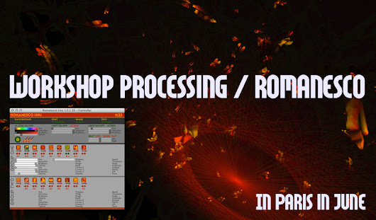 Workshop Processing In June in Paris