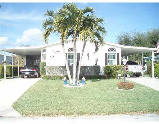 Tropical Paradise mobile homes for sale in Stuart