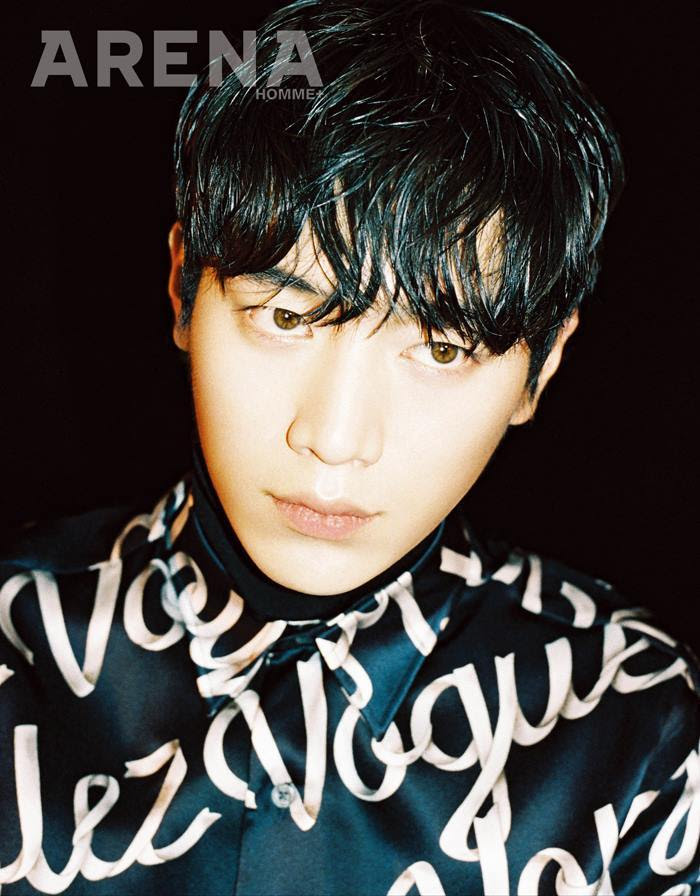 Seo Kang Joon - Arena Homme Plus Magazine December Issue '16