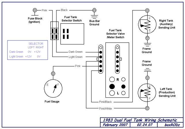 Chevy 1976 K10 Starter Wiring Instruction
