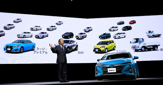 Toyota revamps its plug-in Prius hybrid with greater driving range, faster charging | Toyota | Dallas News