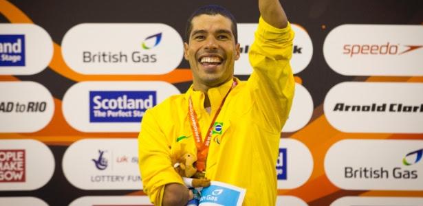 Daniel Dias foi o grande destaque do Brasil com sete ouros e 100% nas finais individuais