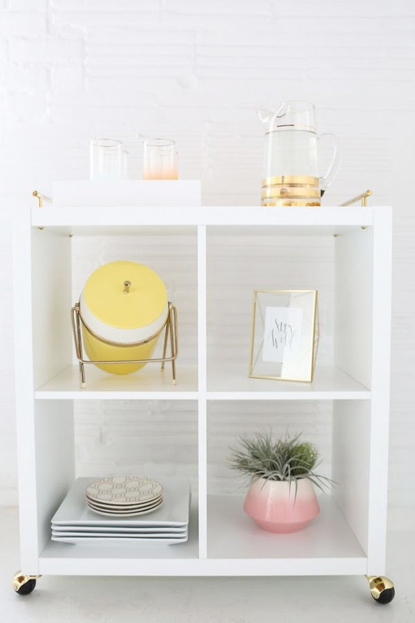 10 Ikea Hacks To Freshen Up Your Space In 2016 - Lauren Nelson