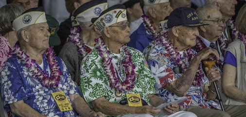 Today is, of course, National Pearl Harbor Remembrance Day