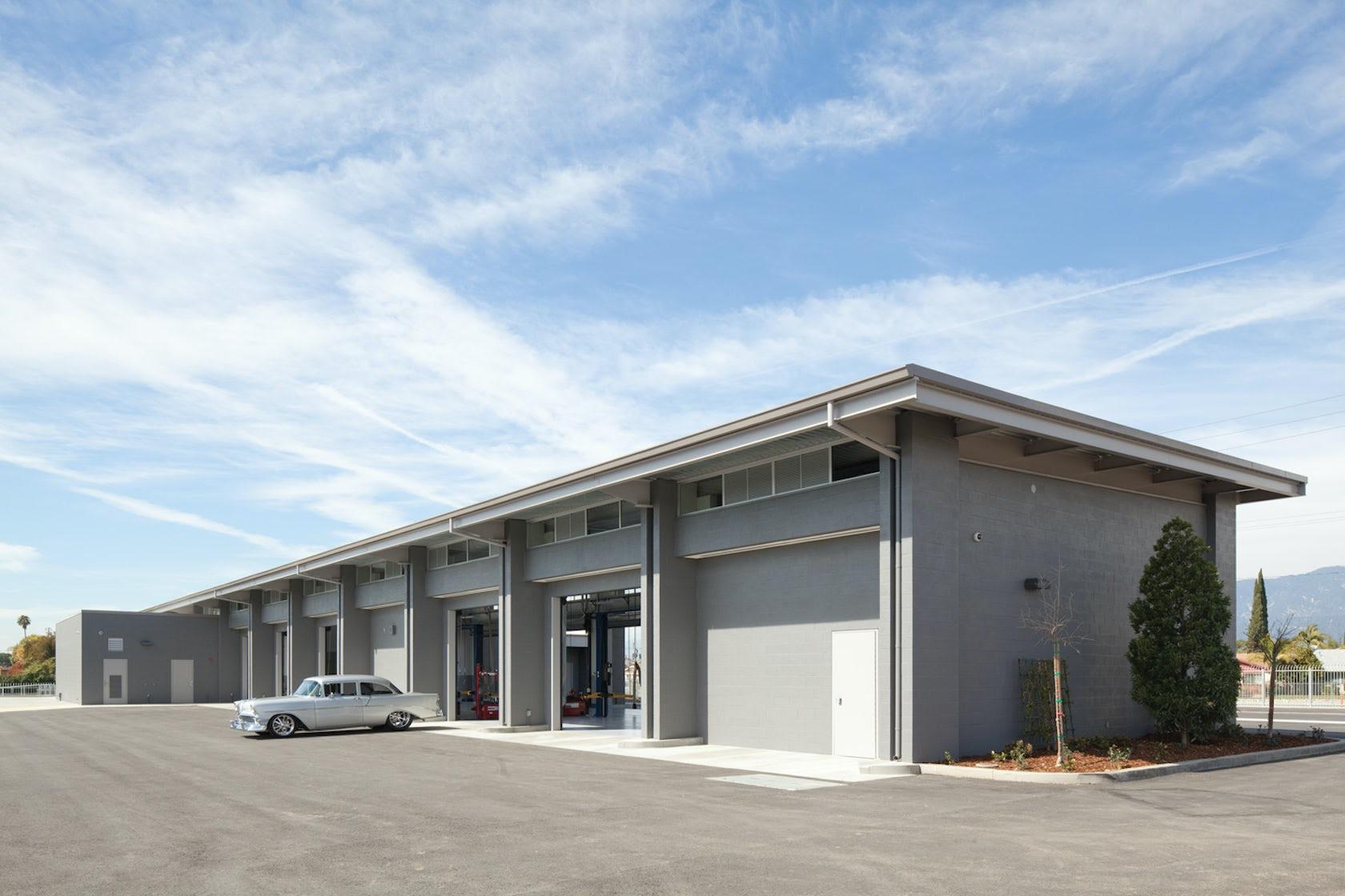Baldwin Park High School Automotive Technology Center ...