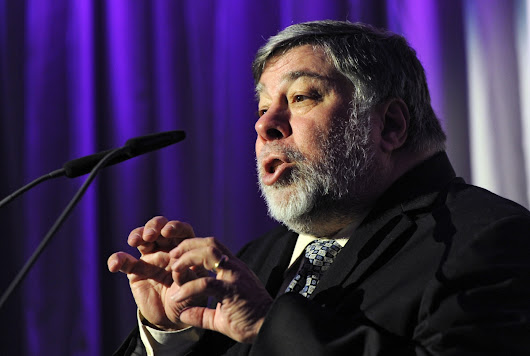 Cybersecurity is the greatest threat since atom bomb says Apple co-founder Steve Wozniak
