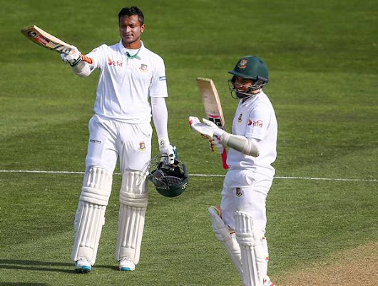 Top 10 highest individuals scores for Bangladesh in Tests - CricTracker