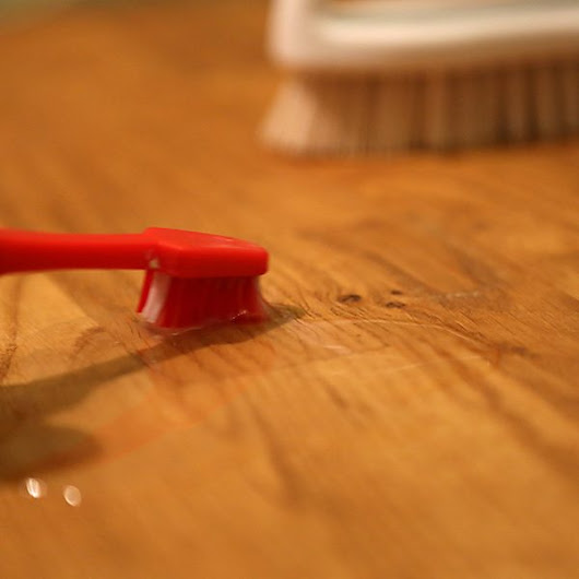 How to Clean Hardwood Floors with Natural Products | The Family Handyman