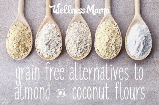 Great Alternatives to Almond Flour and Coconut Flour | Wellness Mama
