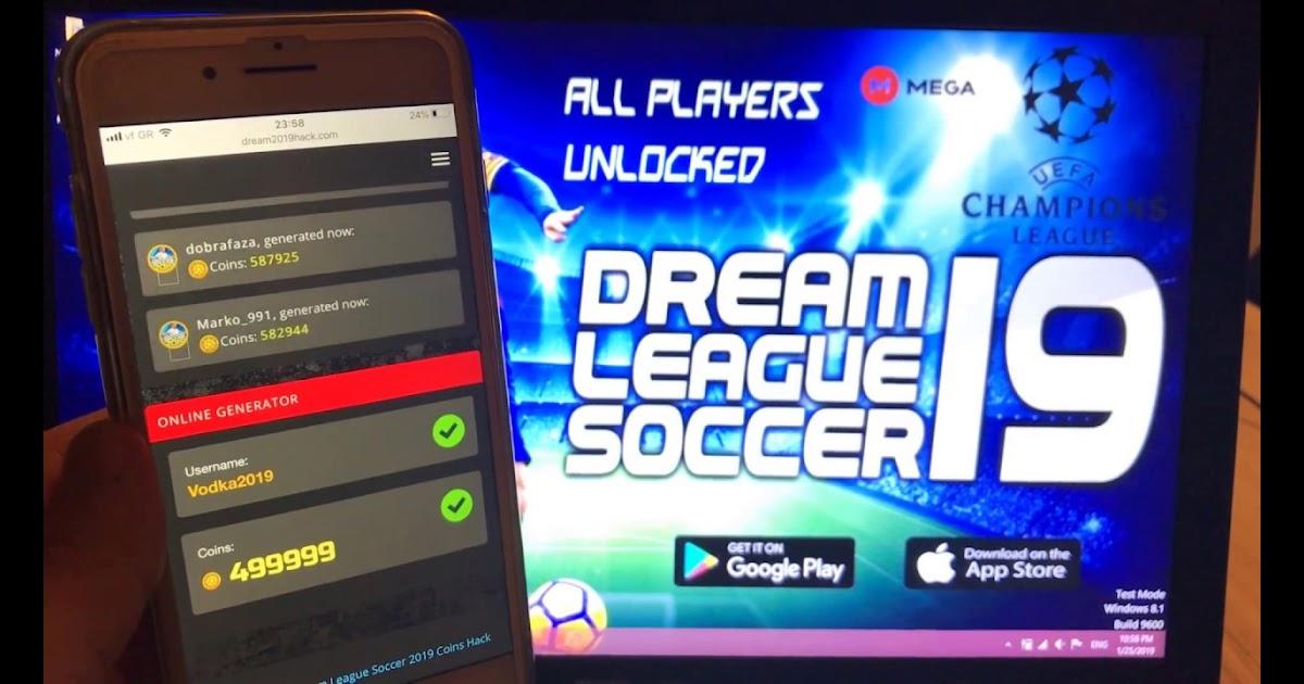 Tools Ihacks4u.Com/Dls19 Method For Dream League Soccer ... -