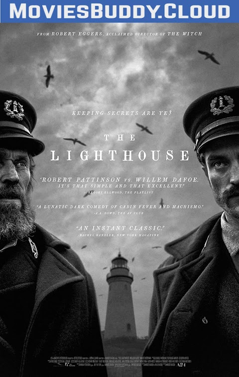 The Lighthouse (2019) 480p 720p 1080p BluRay Dual Audio (Hindi+English) Full Movie