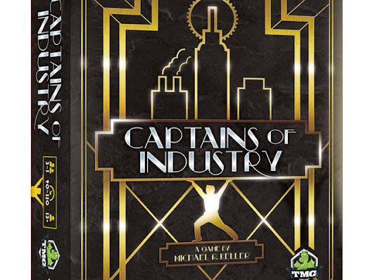 Captains of Industry / City Hall - Keller Double Feature