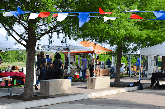 Texas Farmers Market Evenings at Mueller - New Weekly Market
