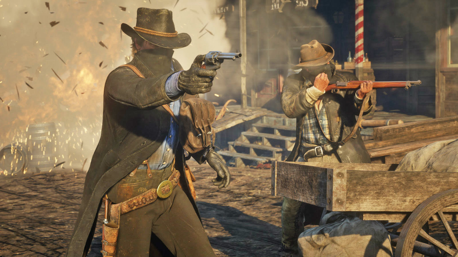 Zombies Are Showing Up In Red Dead Online And It Could Be Teasing