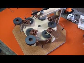 Easy energy generator - Motor Magnético