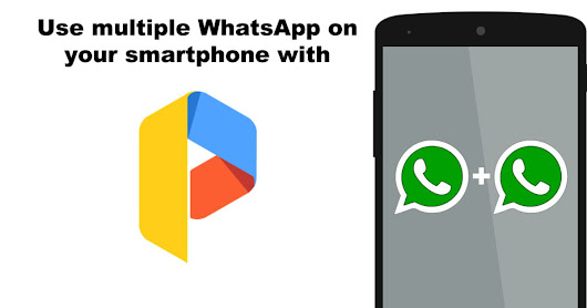 How to Run Multiple WhatsApp Account on Your Android Phone - Parallel Space | MobNCom