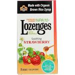 Pacific Resources Propolis Lozenges, Strawberry, 20 ct