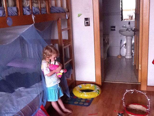 Kids' bedroom, 2011