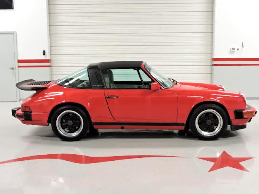 Used 1988 Porsche 911 for Sale in Atlanta GA 30566 Dick Barbour Performance