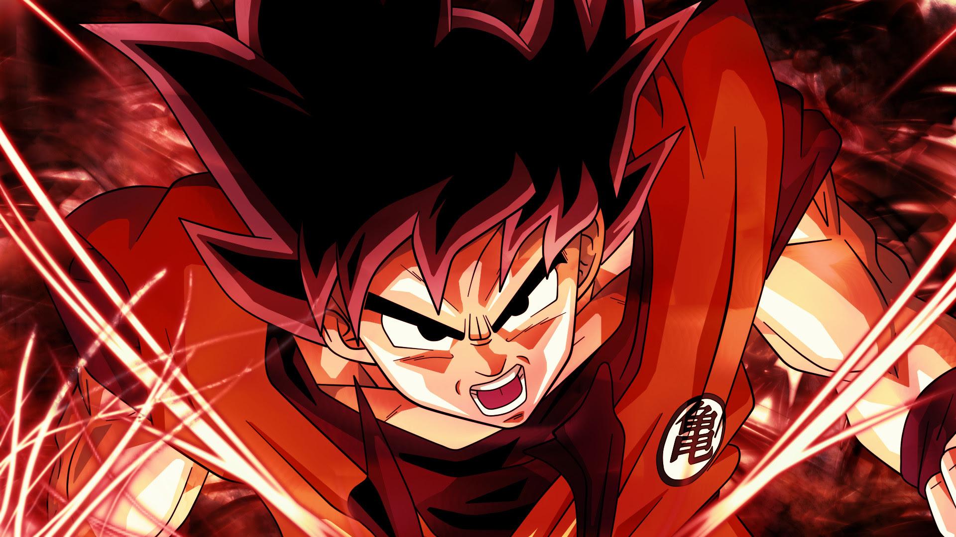 Goku Hd Wallpaper 4k For Pc Gambarku