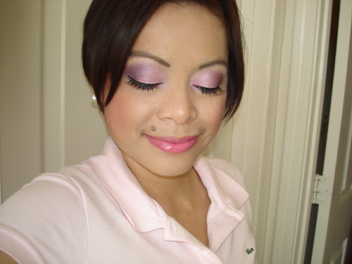 Pinks and Purples Using MAC Spring Colour Forecast Colour ...