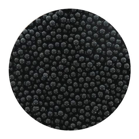 The Cake Decorating Co. Black   4mm Edible Pearls   500g