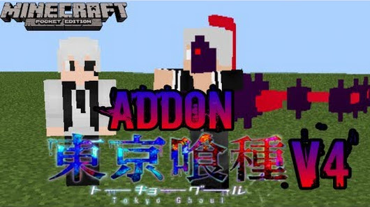 Sonic The Google - Skins para minecraft pe tokyo ghoul