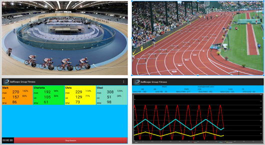 Tracking Sports Performance – No matter where you are