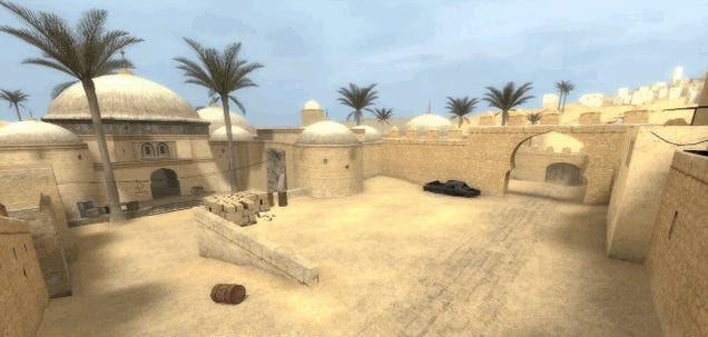 Cómo ha cambiado el mapa más popular de Counter-Strike en 14 años