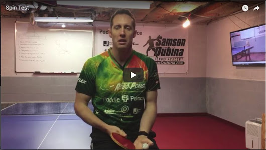 How to improve your ability to READ SPIN - Paddle Palace