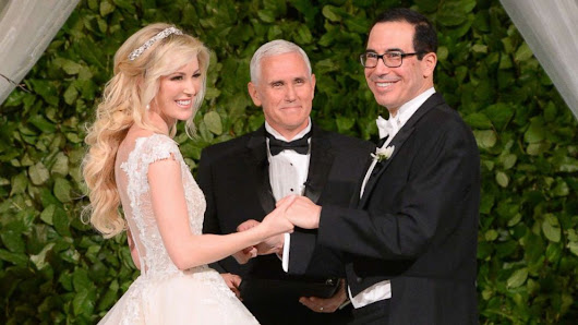 Treasury Secretary Mnuchin requested government jet for European honeymoon - ABC News