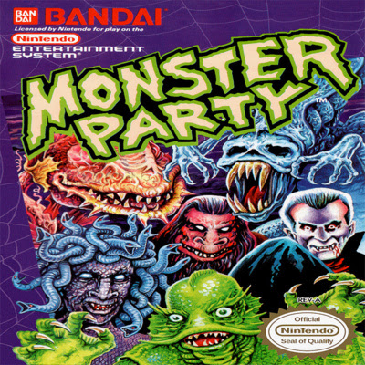 Monster Party by 2 Dudes and a NES • A podcast on Anchor