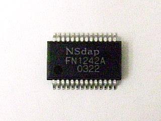 DVDオーディオ(192kHz)・SACD対応DAコンバータ FN1242A